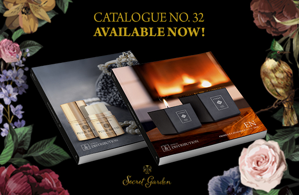 New products of catalogue no. 32 in the Secret Garden